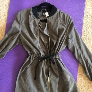 H&M cropped jacket dress